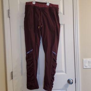 Lululemon Runderful two layer warm pants